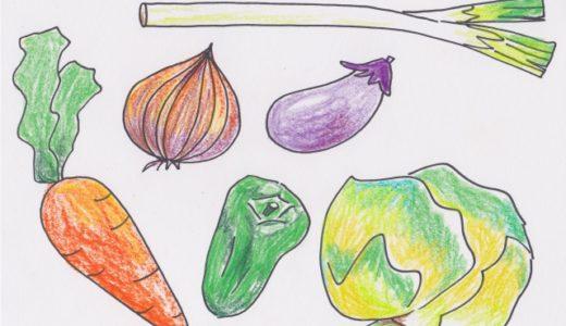 手軽に気軽に野菜をとる我が家のたった3つの方法
