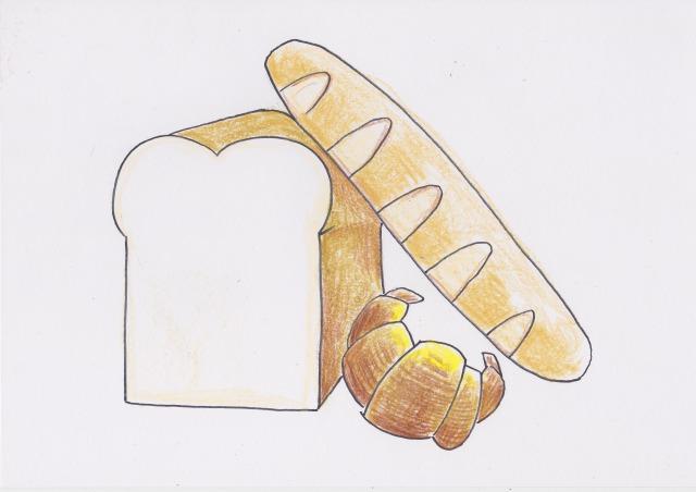 みんなの日本語「パン」