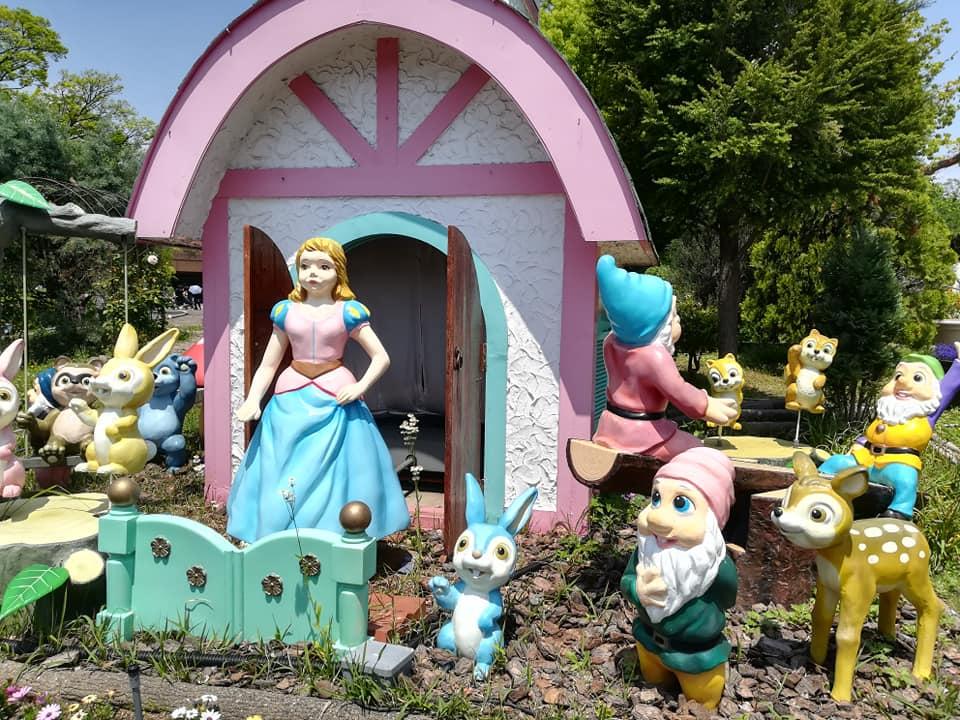 天王寺動物園の白雪姫