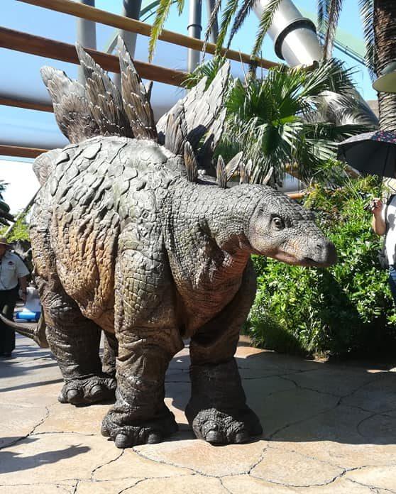 USJのステゴザウルス