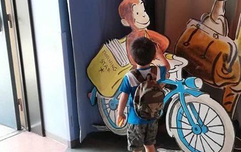 保育園から他の子のかばんを持って帰ってきてしまってあせった話