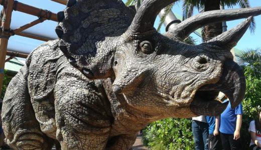 【ユニバーサルスタジオジャパン(USJ)】恐竜と触れ合うショー「マイ・フレンド・ダイナソー」が楽しかった