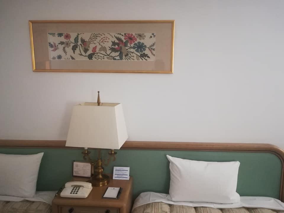 小海リエックスホテルの客室