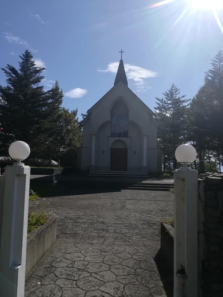 小海リエックスホテルの教会