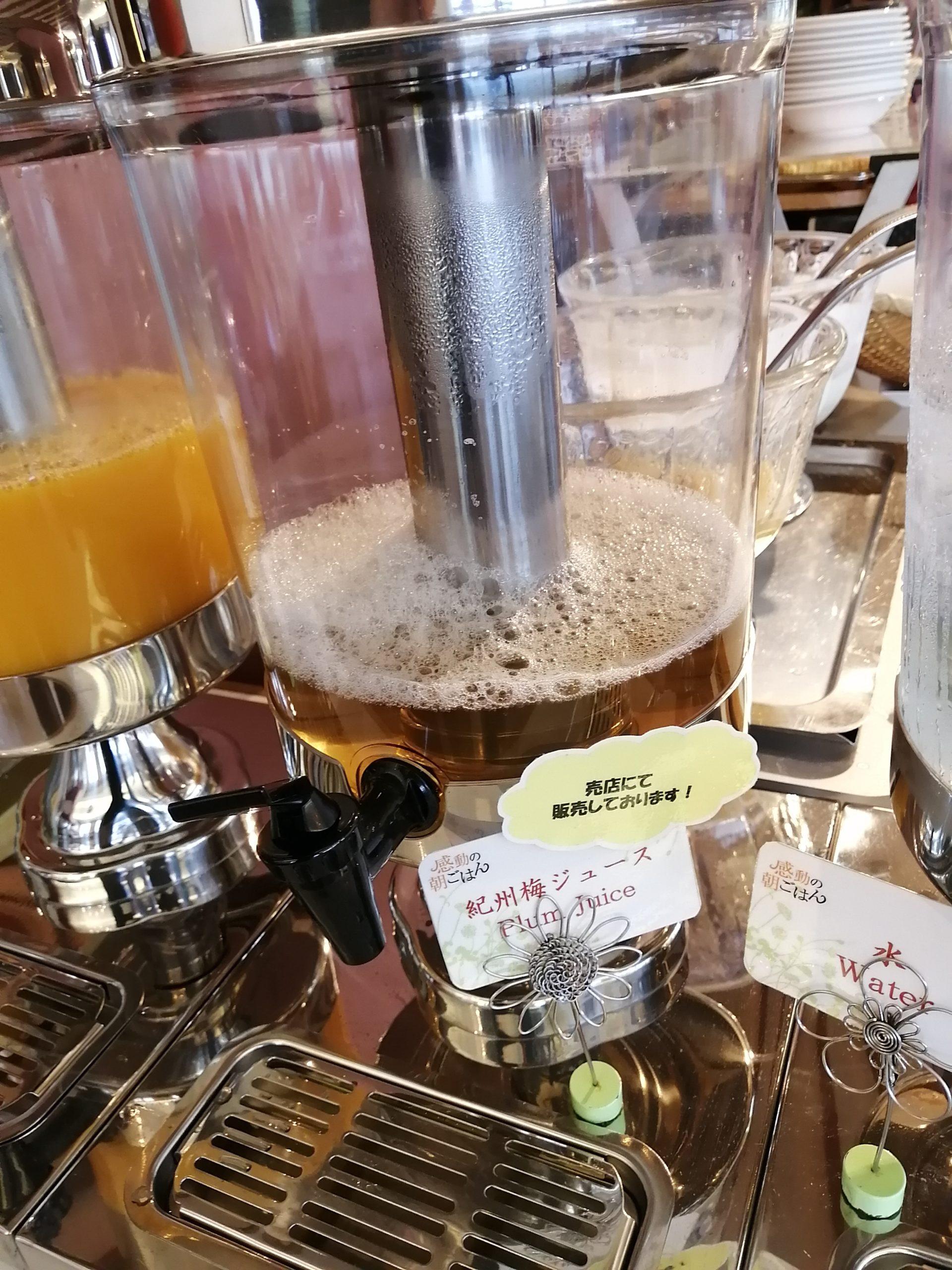 和歌山マリーナシティホテルの朝ご飯