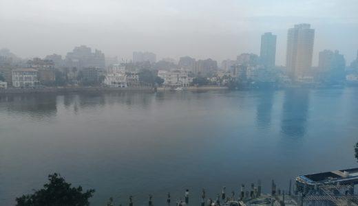 エジプトのカイロにやってきて数日経ちました