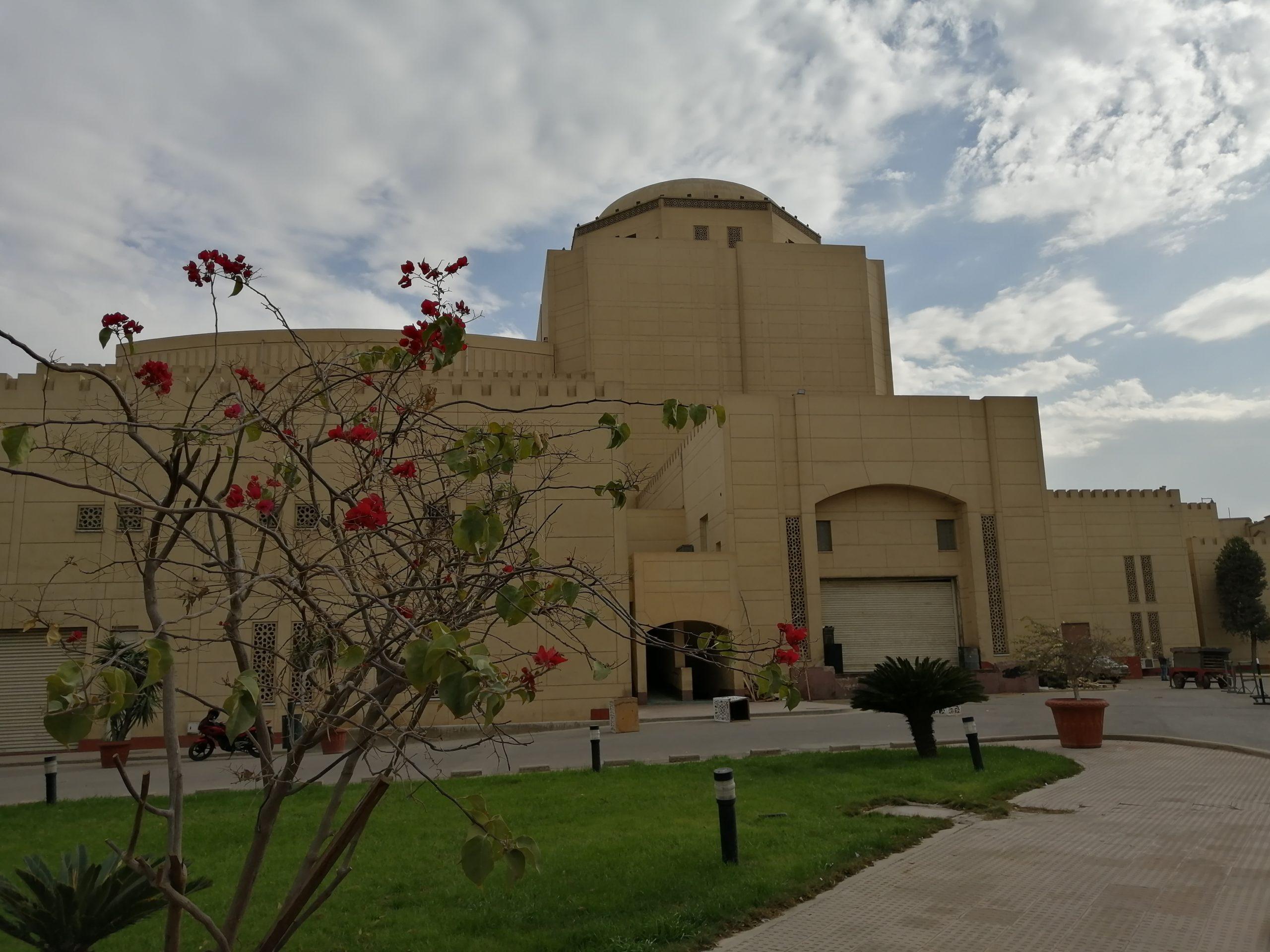 エジプトのオペラハウス