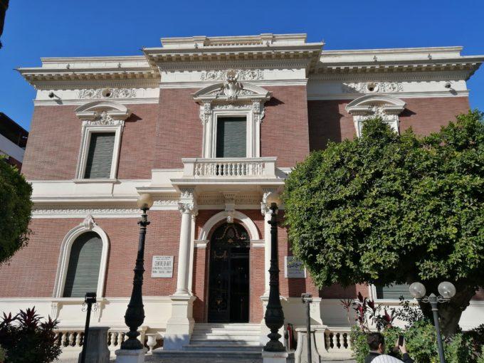 アシシャファーミー宮殿博物館