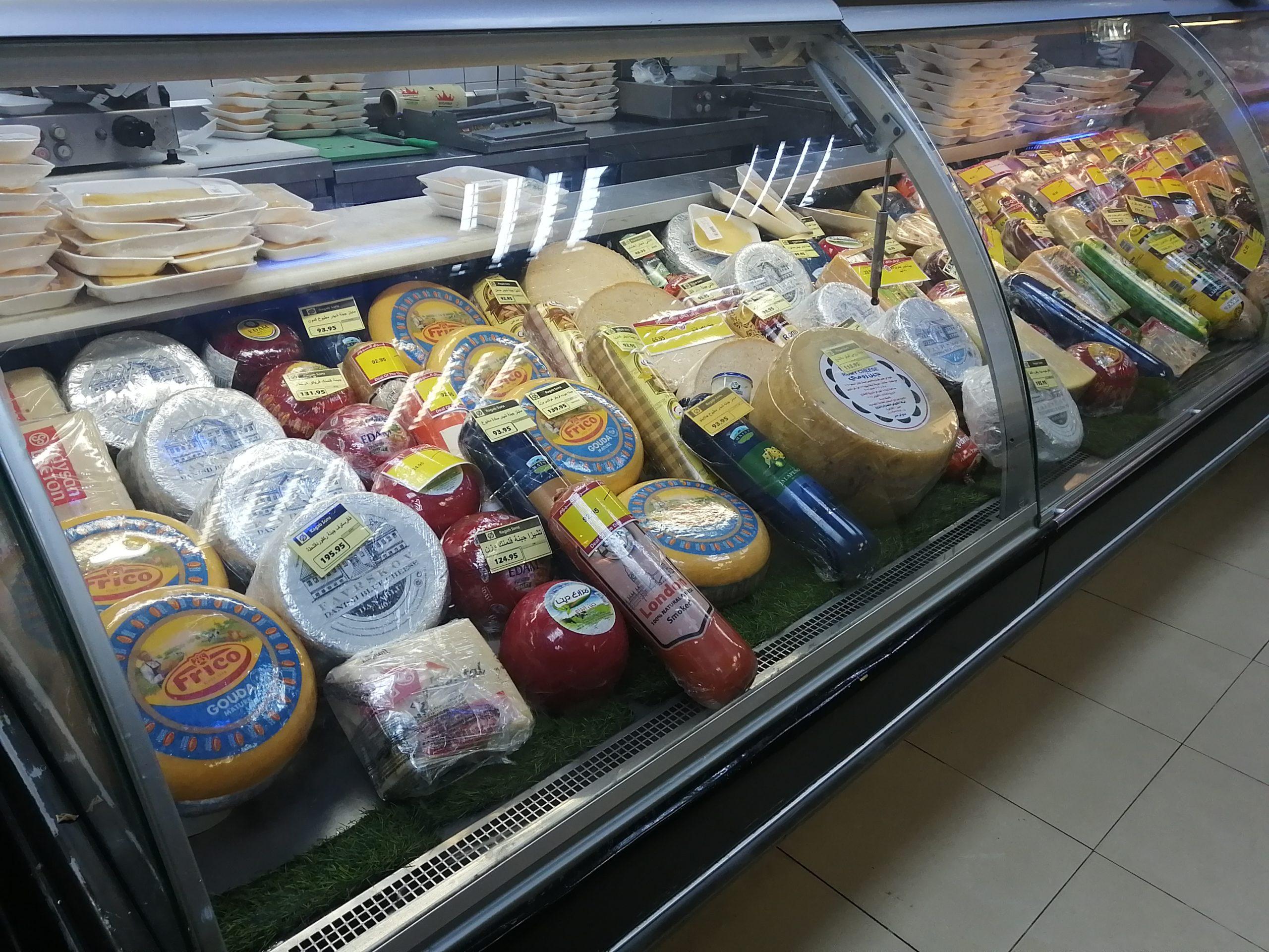 エジプトのスーパー