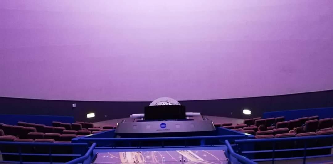 大阪のプラネタリウム