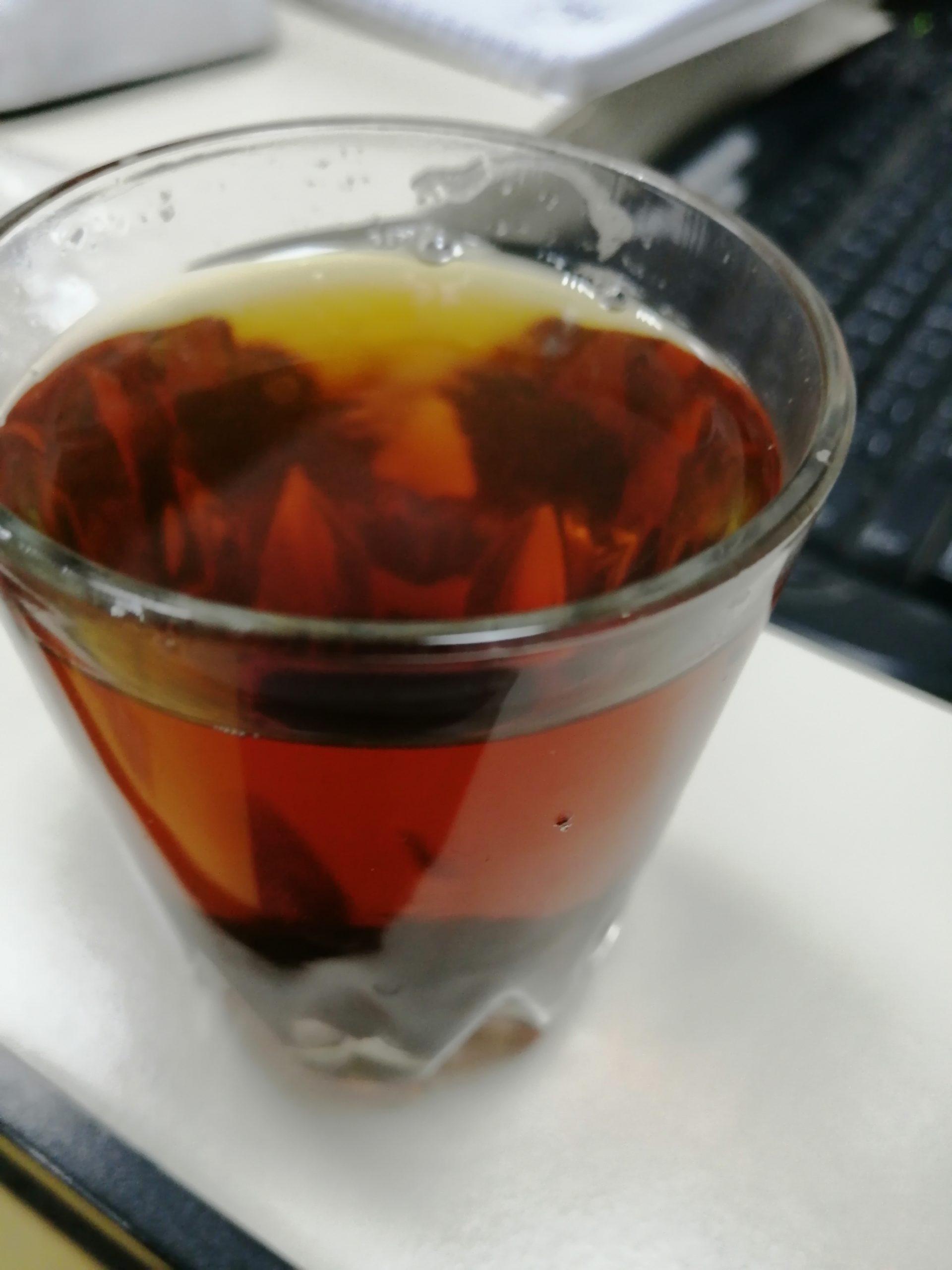 エジプトの紅茶