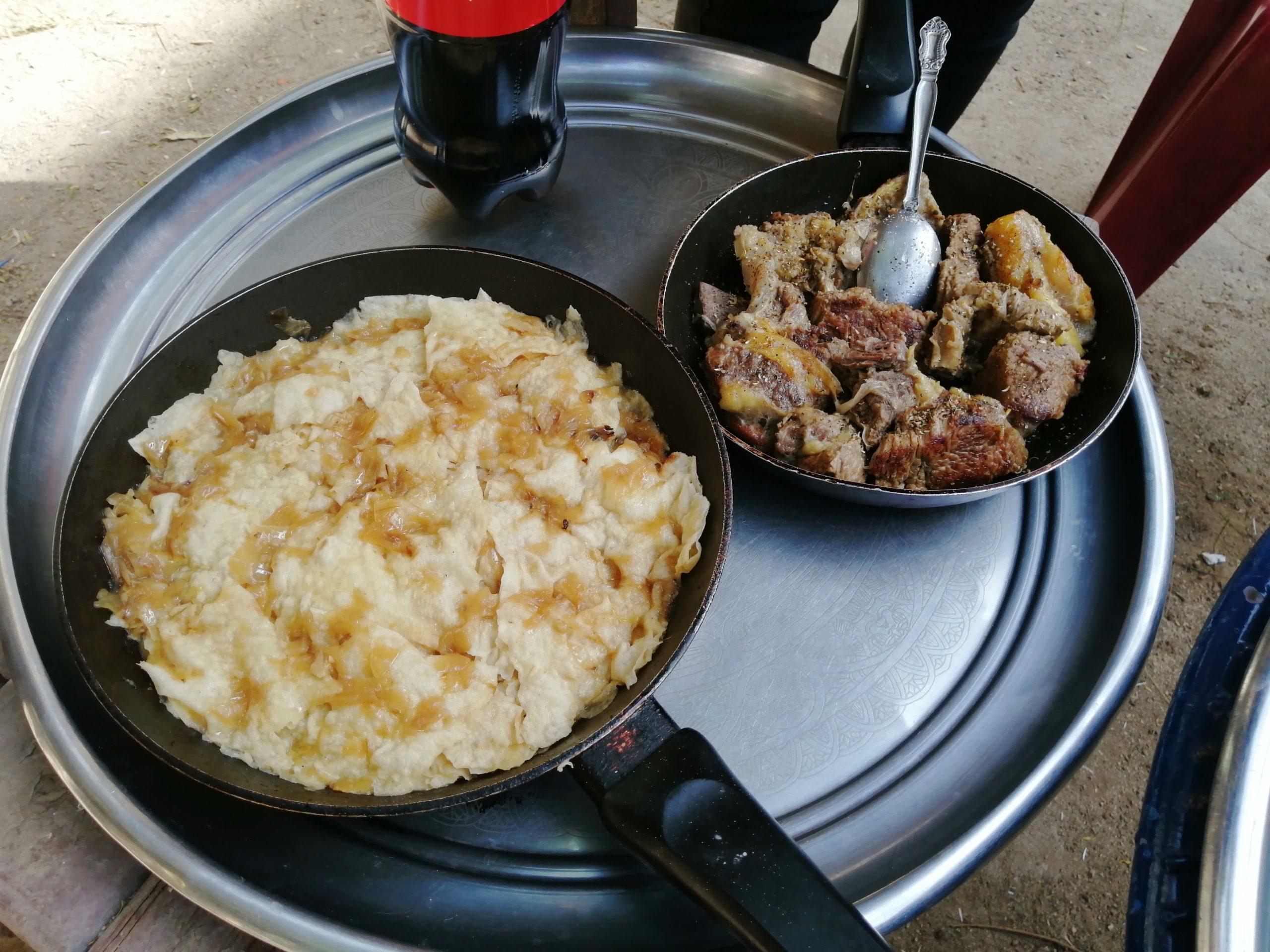 ルクソールの家庭料理