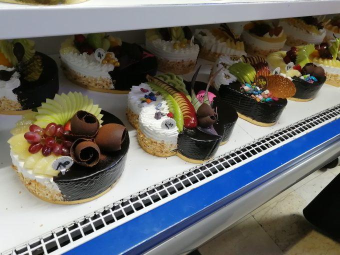 エジプトのケーキ