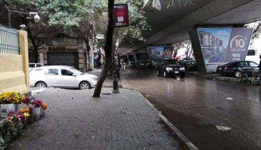 エジプト!カイロで3日間大雨!ルミカブ(ラミィキューブ)で遊ぶ