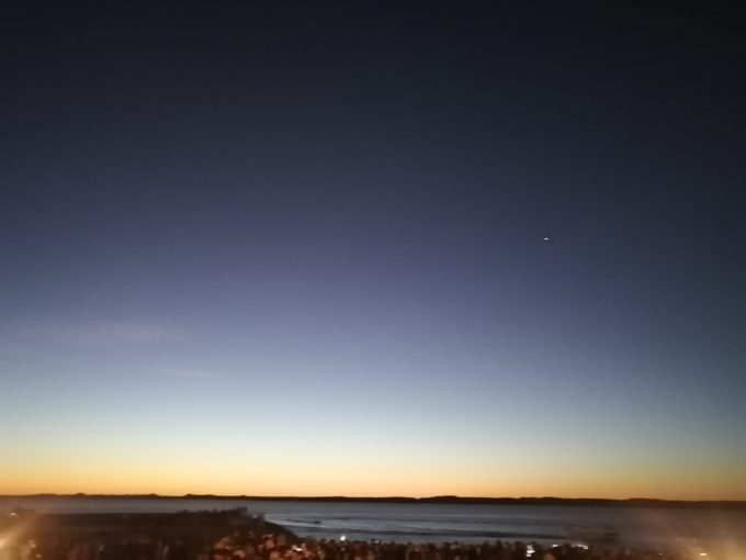 アブシンベル神殿の太陽祭の夜明け