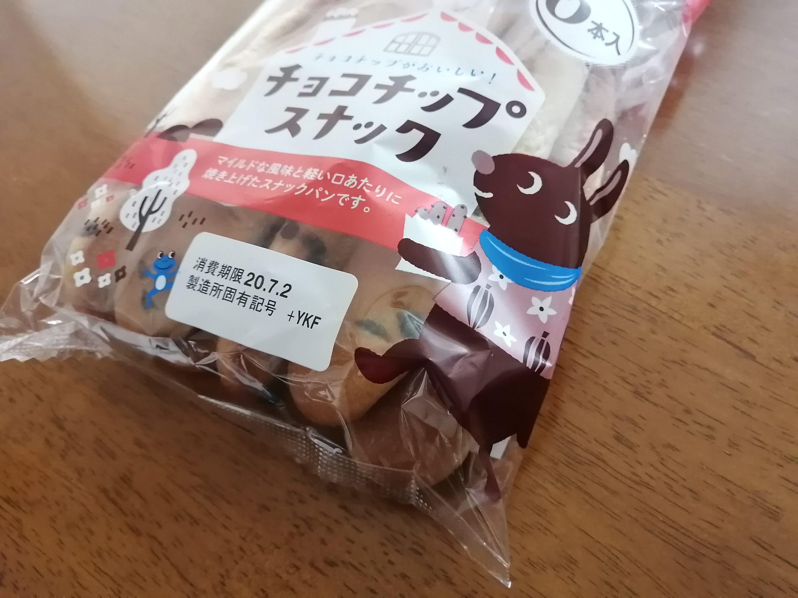 スティックパン(ヤマザキ)