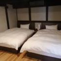 古民家のベッドルーム