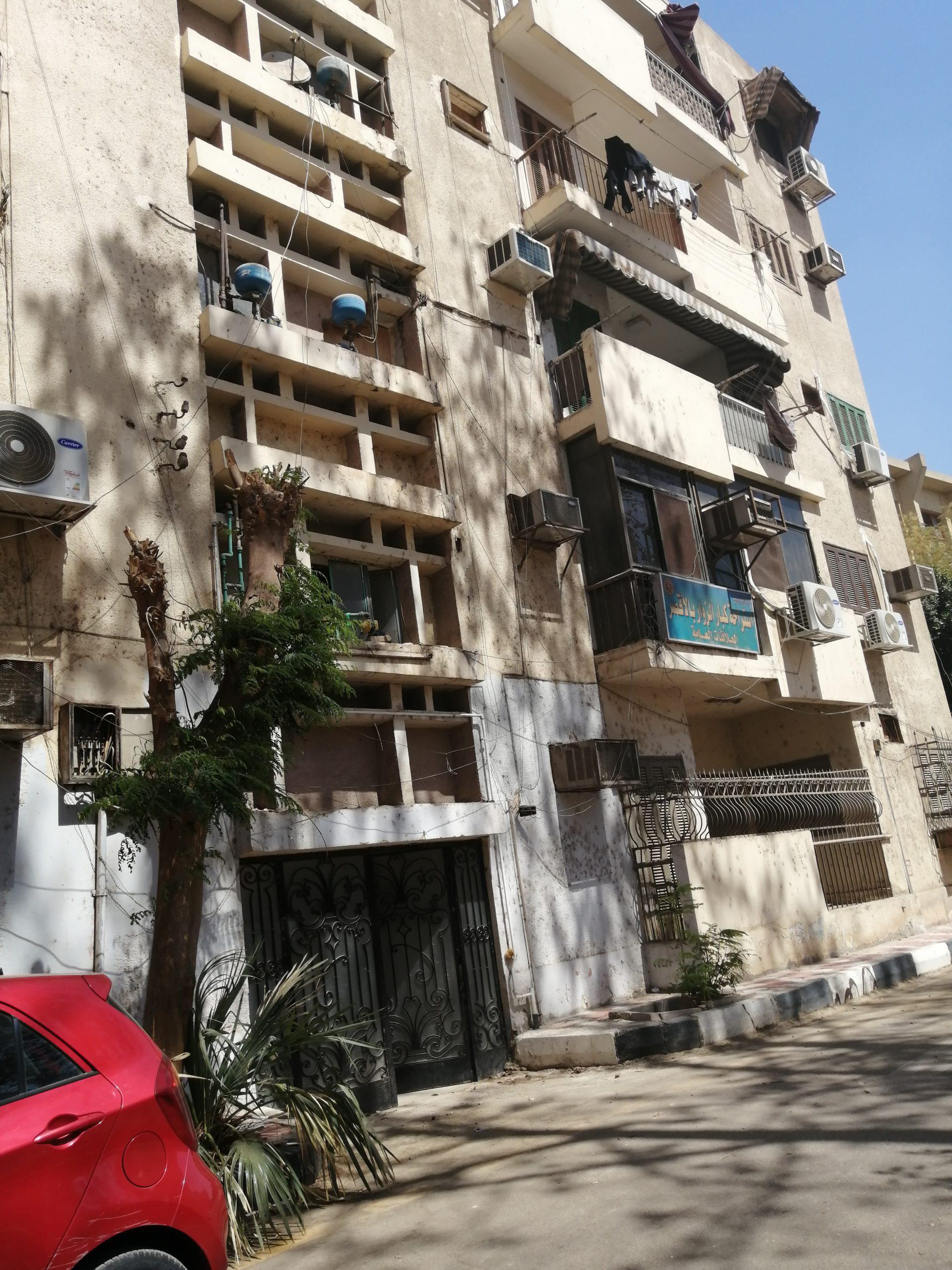 エジプトの家