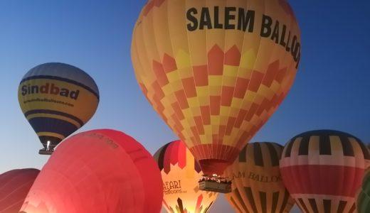 エジプトのルクソールで熱気球に乗ったよ!遺跡を見下ろす不思議体験