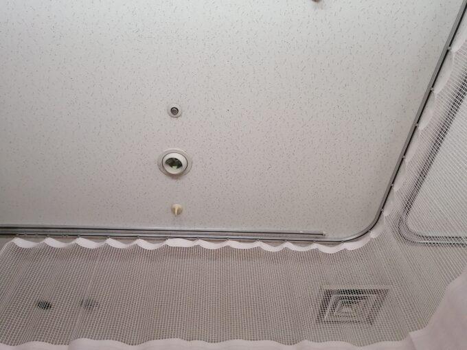 病院の天井